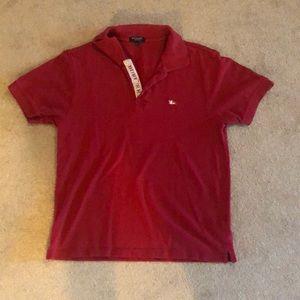Burberry Collared Polo Shirt
